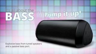 iGlow Sound Tower Wireless Bluetooth Speaker