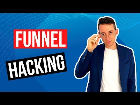 Funnel hacking - Eine extrem mächtige Methode (nicht unterschätzen!)