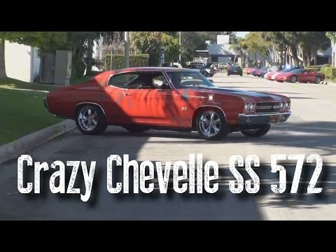 Chevelle SS 1970 572ci, awesome !