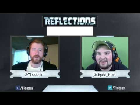 'Reflections' with Hiko (2nd appearance)