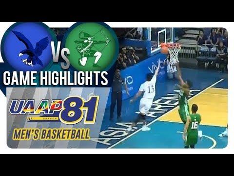 UAAP 81 MB: ADMU vs. DLSU | Game Highlights | October 6, 2018