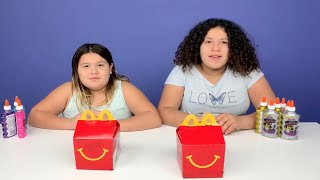 MCDONALD'S SLIME SWITCH - UP CHALLENGE