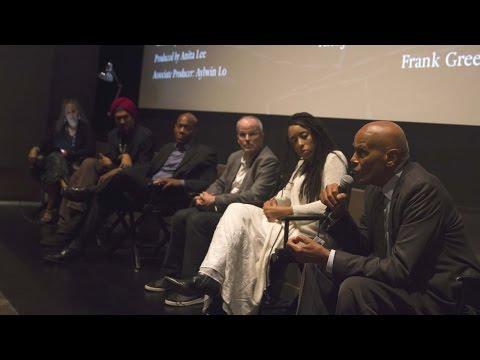 'The Deeper They Bury Me' Panel   Convergence   NYFF53