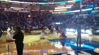 Orlando Magic Half-Time Performace on India Day 2014