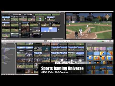 SGU 500th Video Spectacular (Live Editing)