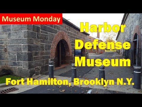 Fort Hamilton Harbor Defense Museum