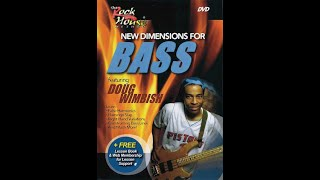 Doug Wimbish - New Dimensions For Bass [Full Instructional DVD]