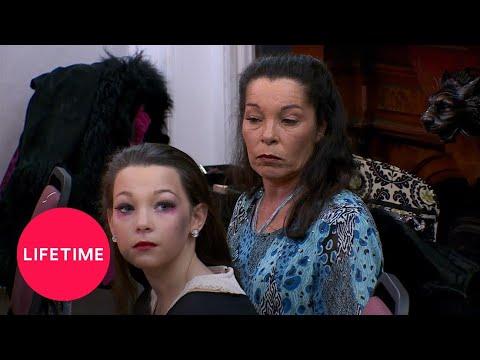 Dance Moms: Fallon Forgets Her Dance (Season 4 Flashback)   Lifetime