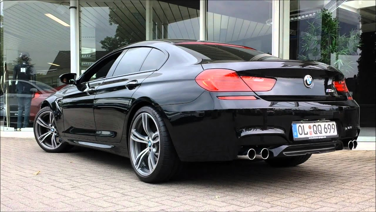 2013 Bmw M6 Gran Coup 233 F06 Fly By S Start Up Amp Revs