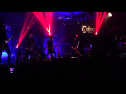 Memphis May Fire Live Full Set 2014 The Culture Room, Fort Lauderdale HD Matty Mullins