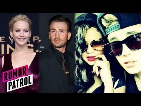 Jennifer Lawrence DATING Captain America? Justin Bieber Jealous Of EX? (Rumor Patrol )