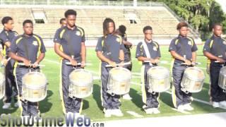 Jefferson Parish Band of Excellence JPSO BOE 2016 Drumline - 2016 Gulf Coast BOTB