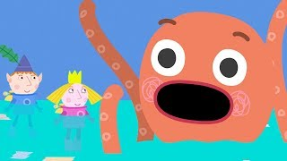 Ben and Holly's Little Kingdom | Under The Sea With Ben and Holly | 1Hour | HD Cartoons for Kids