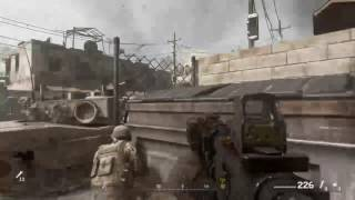 Modern Warfare Remastered - Campaign Veteran Difficulty - PS4 - Part 2
