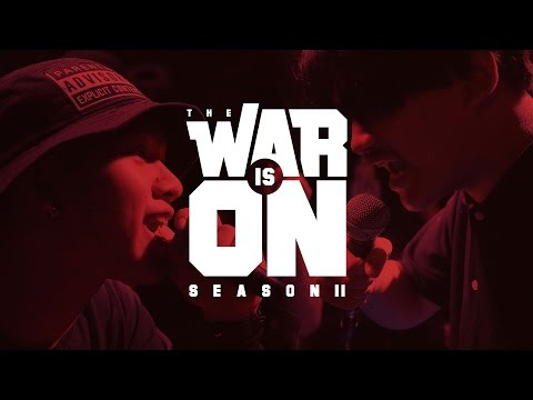 THE WAR IS ON SS.2 EP.8 - NIL LHOHITZ VS KILLERFLOW | RAP IS NOW