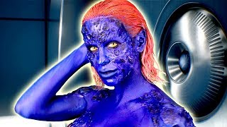 Mystique Transformation | Gigi