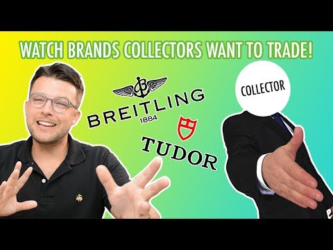 ⌚ Watch Brands Collectors Trade The Most (or Want To) - Delray Watch Supply