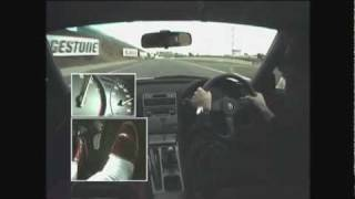 Senna drive the NSX-R in suzuka (great quality)