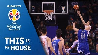 China vs Hong Kong - Highlights - FIBA Basketball World Cup 2019 Asian Qualifiers