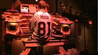 Dagger/Blackhawks theme on real pipe organ!!!