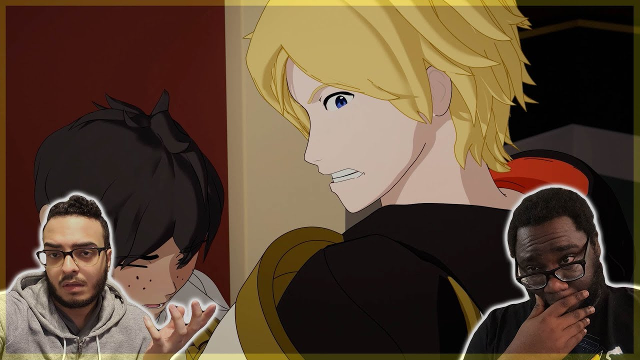 RWBY VOLUME 6 EPISODE 8 REACTION | ALL HOPE IS LOST? | JOMAS COMEDIC  ADVENTURES