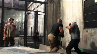 Fast Five - Dom vs Hobbs