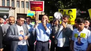 'Mentality that has dehumanised these creatures should be punished' \ 08 10 2015 \ ANKARA