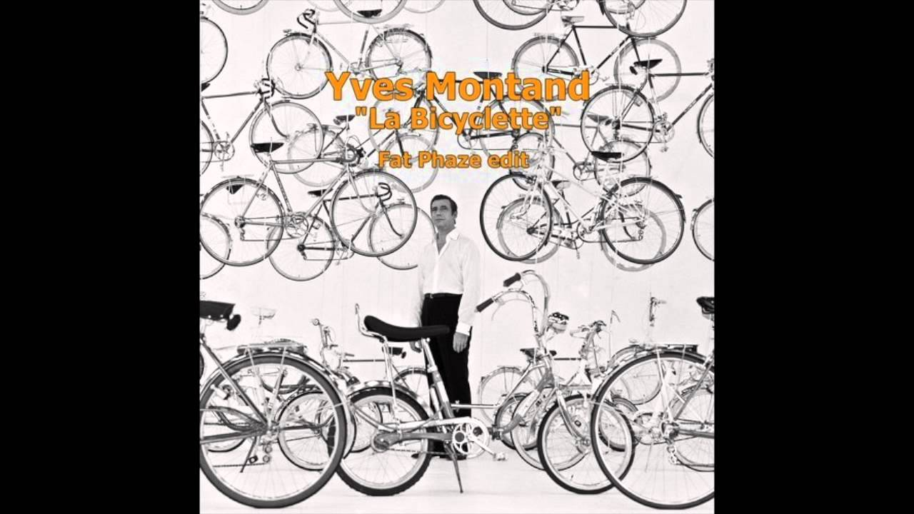 a bicyclette yves montand