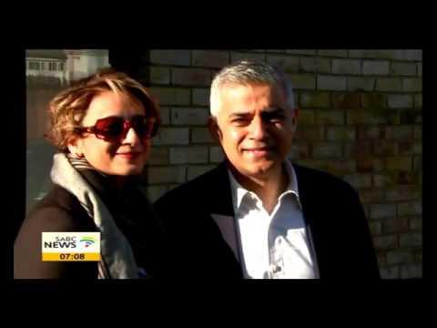 London welcomes new Mayor Sadiq Khan