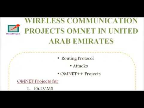WIRELESS COMMUNICATION PROJECTS OMNET IN UNITED ARAB EMIRATES