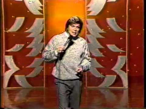 John Davidson Blooper on Tonight Show