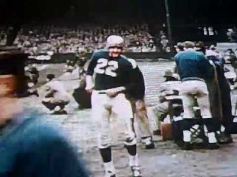 Bobby Layne - Official NFL hall of fame bio