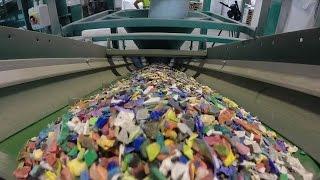 Ein umweltfreundlicher Prozess: Kunststoffrecycling bei mtm plastics