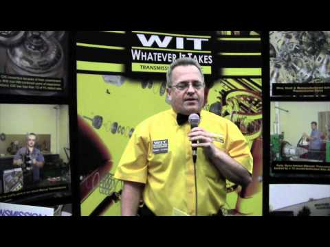 ATRA Powertrain Expo 2011 - Rodney Peters - Whatever It Takes