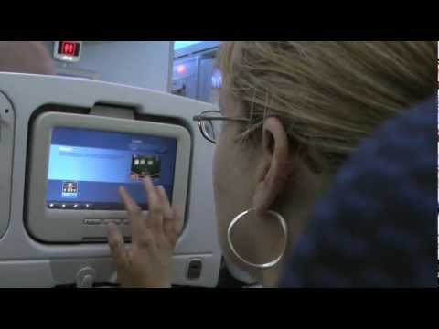Pushing 787 In-flight Entertainment System To The Limit