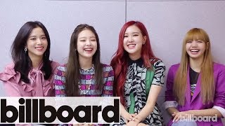 [July 3, 2018] NEW! Watch BLACKPINK English Interview with BILLBOARD