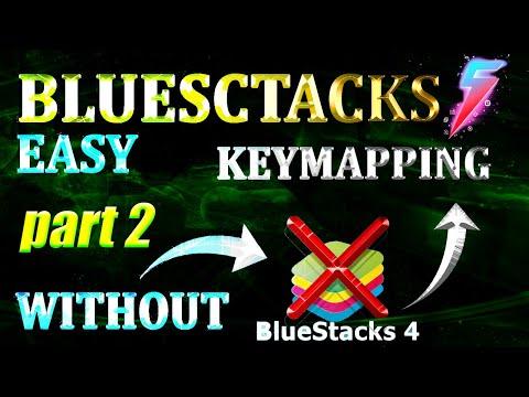 BLUESTACKS 5 BETA KEYMAPPING WITHOUT BLUESTACKS 4    BLUESTACKS 5 KEY REPLACING EASY TIP Part 2