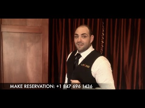 """Welcome to the restaurant """"IN PARIS"""" - Grand venue"""