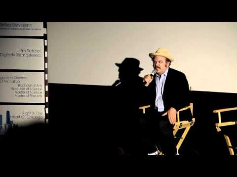 Conversation with John C Reilly