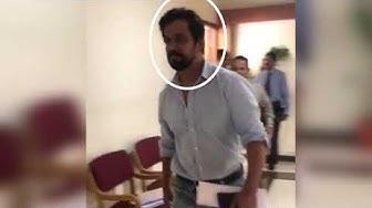 #MeToo: Arjun Sarja visits police commissioner's office