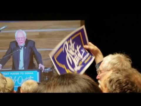 Bernie Sanders Bozeman full speech