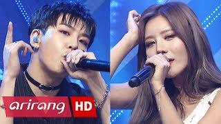 [Simply K-Pop] SOMIN & HIGHTOP(소민 & 하이탑) _ BLUE _ Ep.269 _ 061617