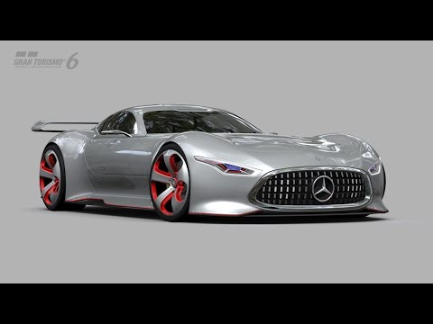 4K CONCEPT CARS BY MERCEDES