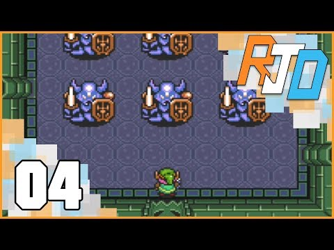 The Legend Of Zelda: A Link To The Past: Episode 4| From One Dungeon To Another