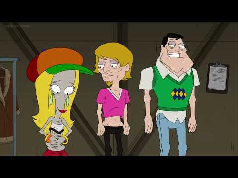 American Dad - Roger's Tapeworm Steals The Show