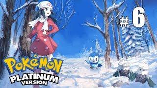 Тренеры маршрута 203 - Pokemon Platinum - #6