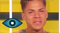 Cedric bricht in Tränen aus: Diese Beleidigung ging zu weit! | Big Brother | SAT.1