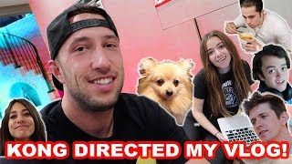 KONG DIRECTED MY VLOG