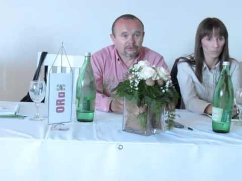 "DONJI MIHOLJAC 21.05.2014. OSNIVANJE ""ORaH-a"" prof.DAVOR ŠKRLEC"