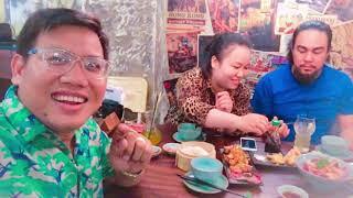 Trấn Thành  Review quán A Mà Kitchen cùng Mr Vui và Lê Trang